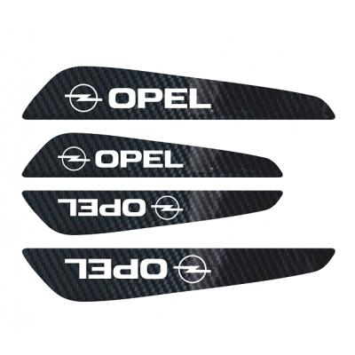 Set protectii usi Carbon 5D - Opel