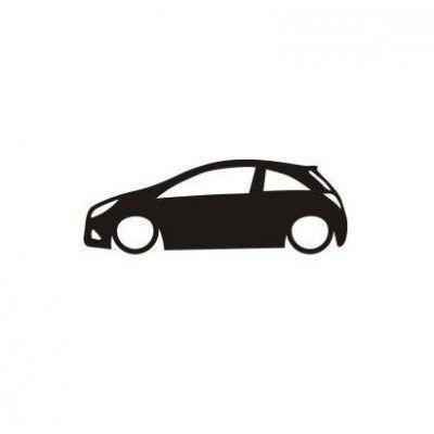 Stickere auto Opel Corsa Lateral