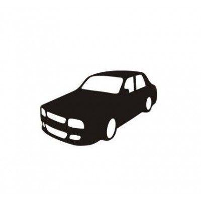 Stickere auto Silueta 1310