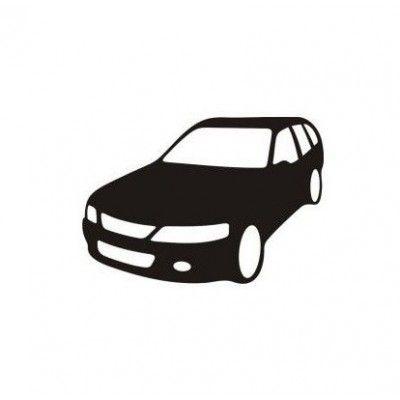 Stickere auto Vectra B