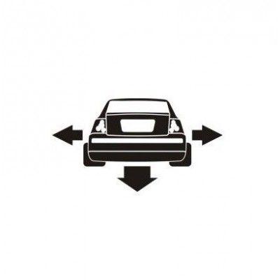 Stickere auto VW Passat