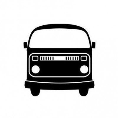 Stickere auto VW Van
