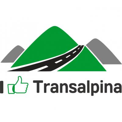 Sticker auto I Like Transalpina