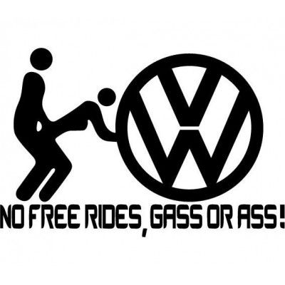 Sticker NFR VW