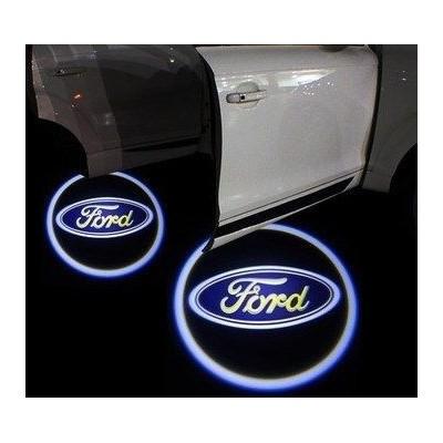 Proiectoare Led Logo Ford + Freza