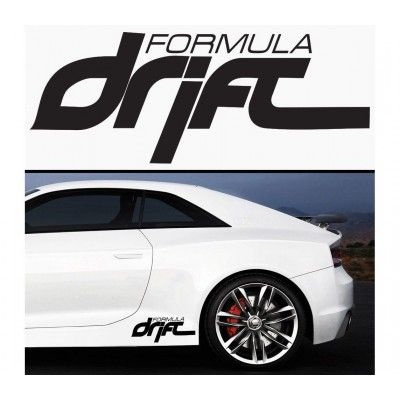 Sticker prag Drift (set 2 buc)