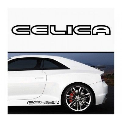 Sticker prag CELICA (set 2 buc)