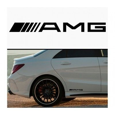 Sticker prag AMG (set 2 buc)