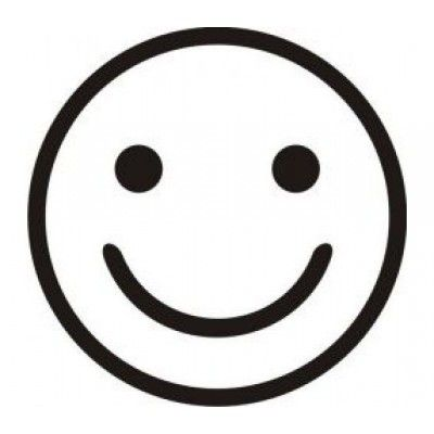 Stickere auto Smiley (v1)