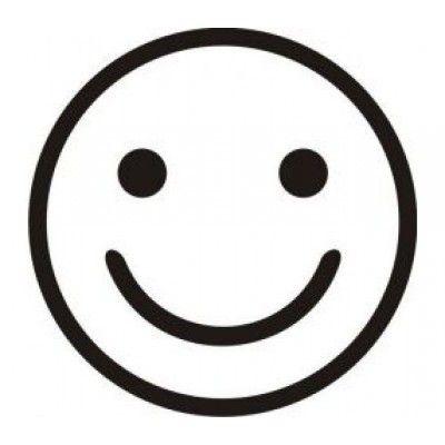 Stickere auto Smiley (v2)