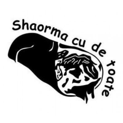 Stickere auto Shaorma Cu De Toate