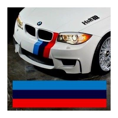 Sticker ornament auto model BMW ///M Power (v1)