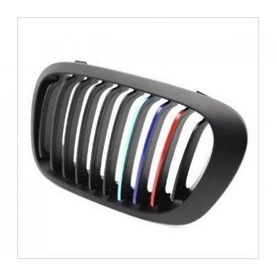 Sticker auto pentru grila aer model BMW ///M Power
