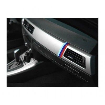 Sticker auto model BMW M Flag