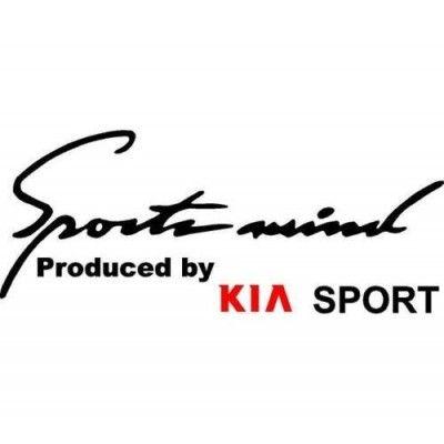 Sticker Sports Mind - KIA