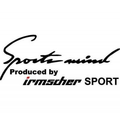 Sticker Sports Mind - Irmscher