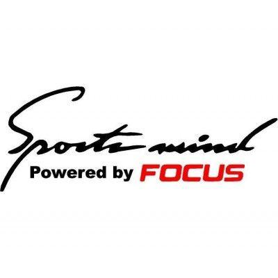 Sticker Sports Mind - Focus