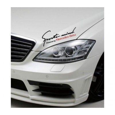 Sticker Sports Mind - Mercedes-Benz