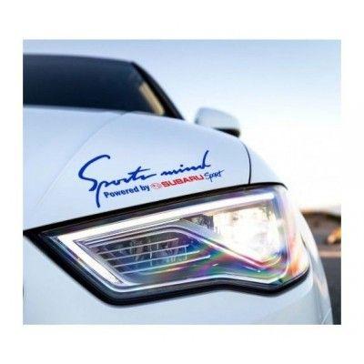 Sticker Sports Mind - Subaru Sport