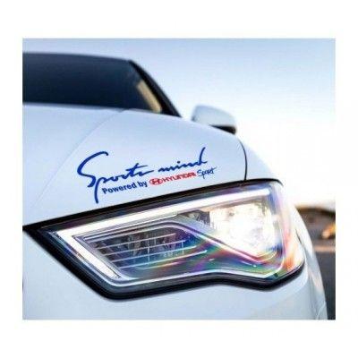Sticker Sports Mind - Hyundai Sport