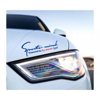 Sticker Sports Mind - Lexus Sport
