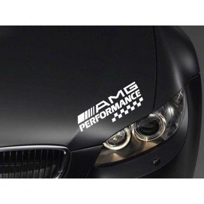 Sticker Performance - AMG