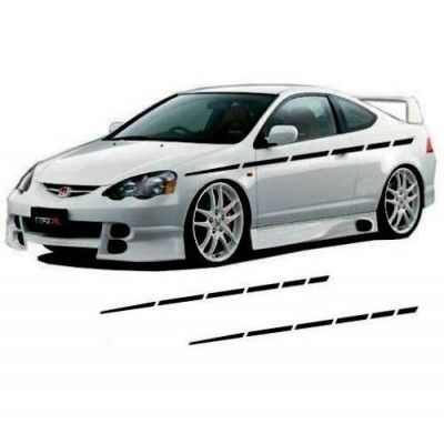 "Dungi auto ""Racing Style"" (set 2 buc) - v1"