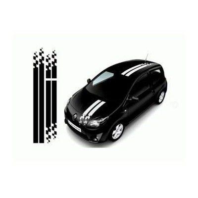 "Dungi auto ""Racing Style"" (set 6 buc)"