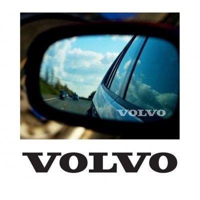 Stickere geam Etched Glass - Volvo (v2)
