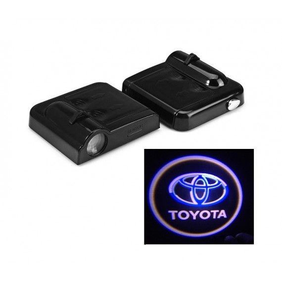 Set Proiectoare Led Logo Universale Toyota