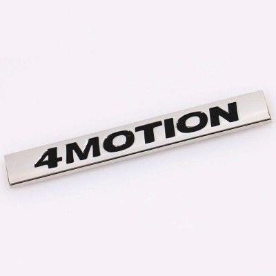 Emblema 4Motion - Black
