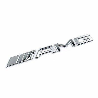 Emblema AMG Chrome