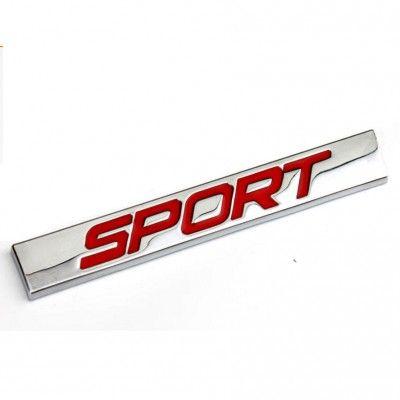 Emblema Sport - Red