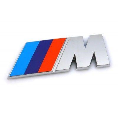 Emblema ///M Chrome
