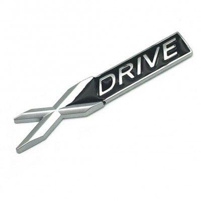 Emblema XDrive - Black