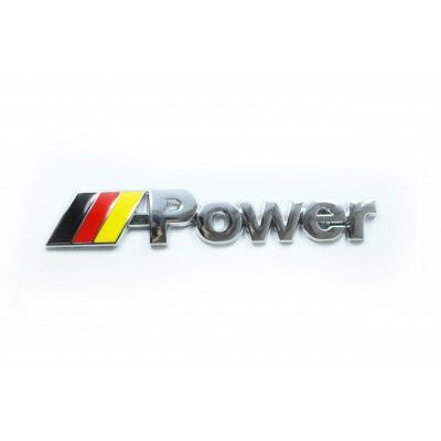 Emblema Crom M-Power Flag
