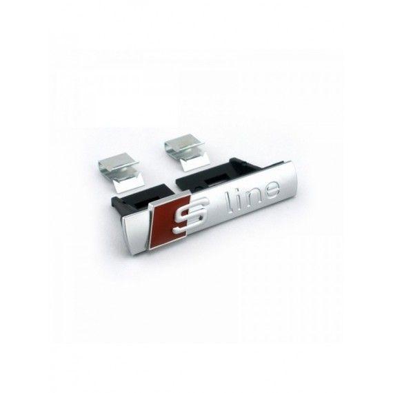 EMBLEMA CROM S-LINE 3D