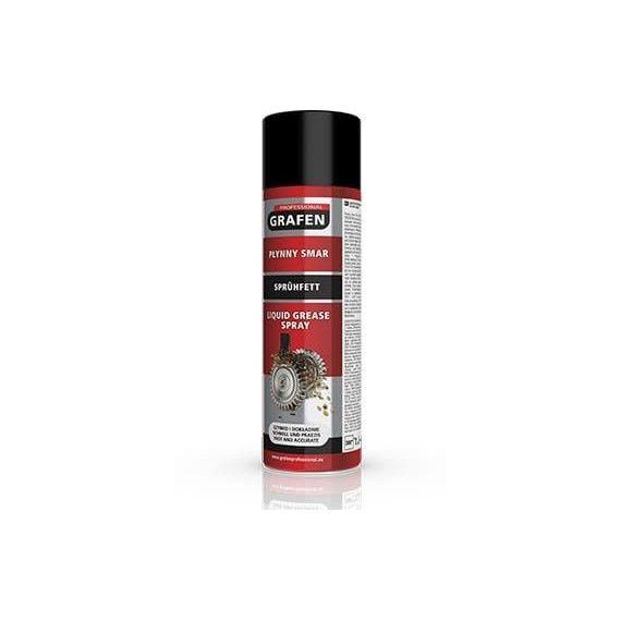 Spray gresare, lubrifiere lichid - 500 ml