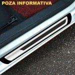 Set protectii praguri CROM - Opel Astra