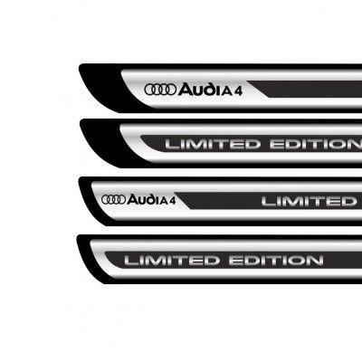 Set protectii praguri CROM - Audi A4
