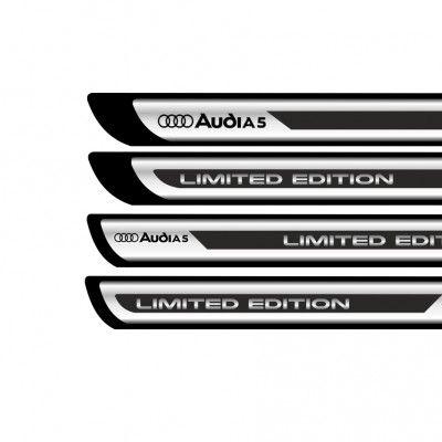 Set protectii praguri CROM - Audi A5