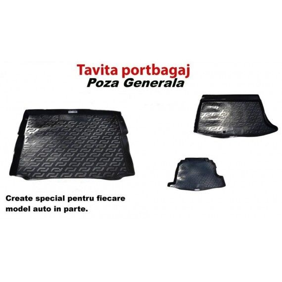 Covor portbagaj tavita Mitsubishi L200 2006 -2015