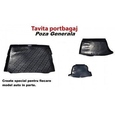 Covor portbagaj tavita Mitsubishi Outlander XL 2007-2012